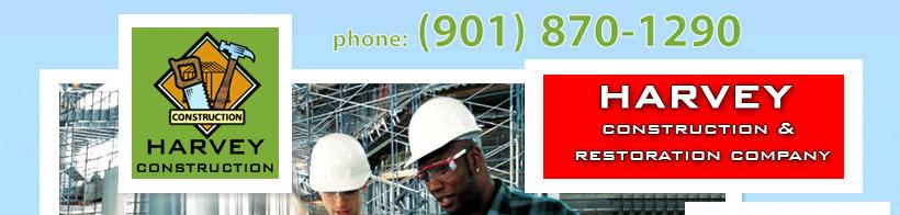 Harvey Construction Amp Restoration Company